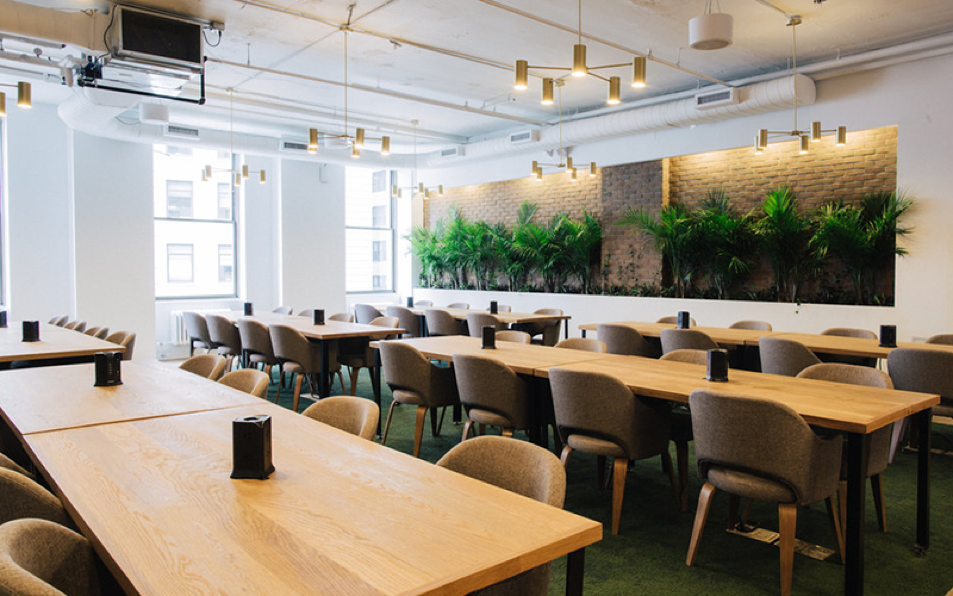 Coworking Spaces in New York with Fiber-Optic Internet Service | Live Primary | Pilot Fiber